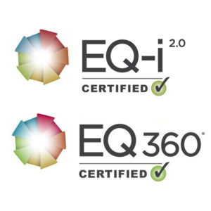 EQ-i 2.0 Certification logos