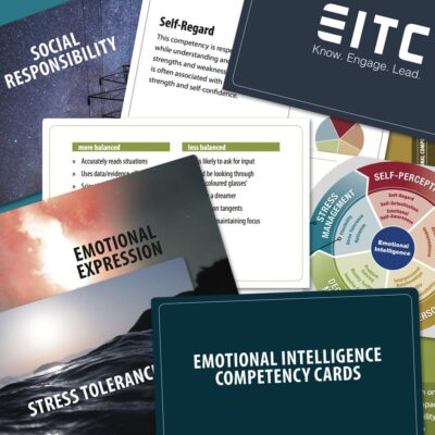 Emotional Intelligence competency card deck, based on the EQ-i 2.0 / EQ 360