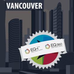 EQ-i 2.0 / EQ 360 Certification: Vancouver