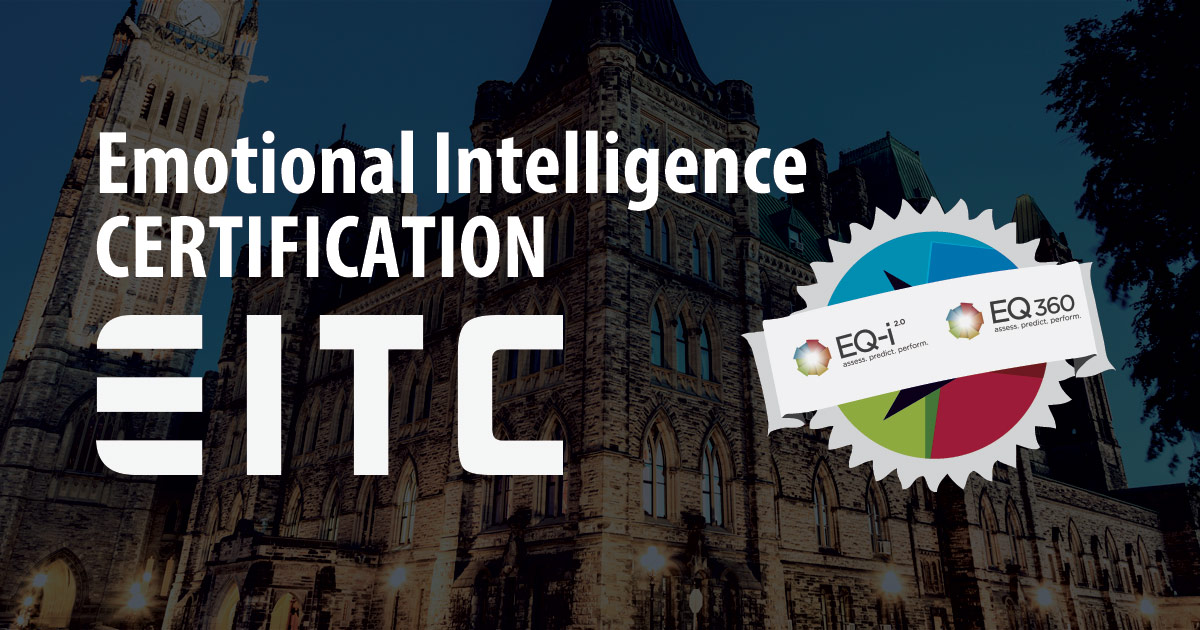 Emotional intelligence certification in Ottawa, with EITC.